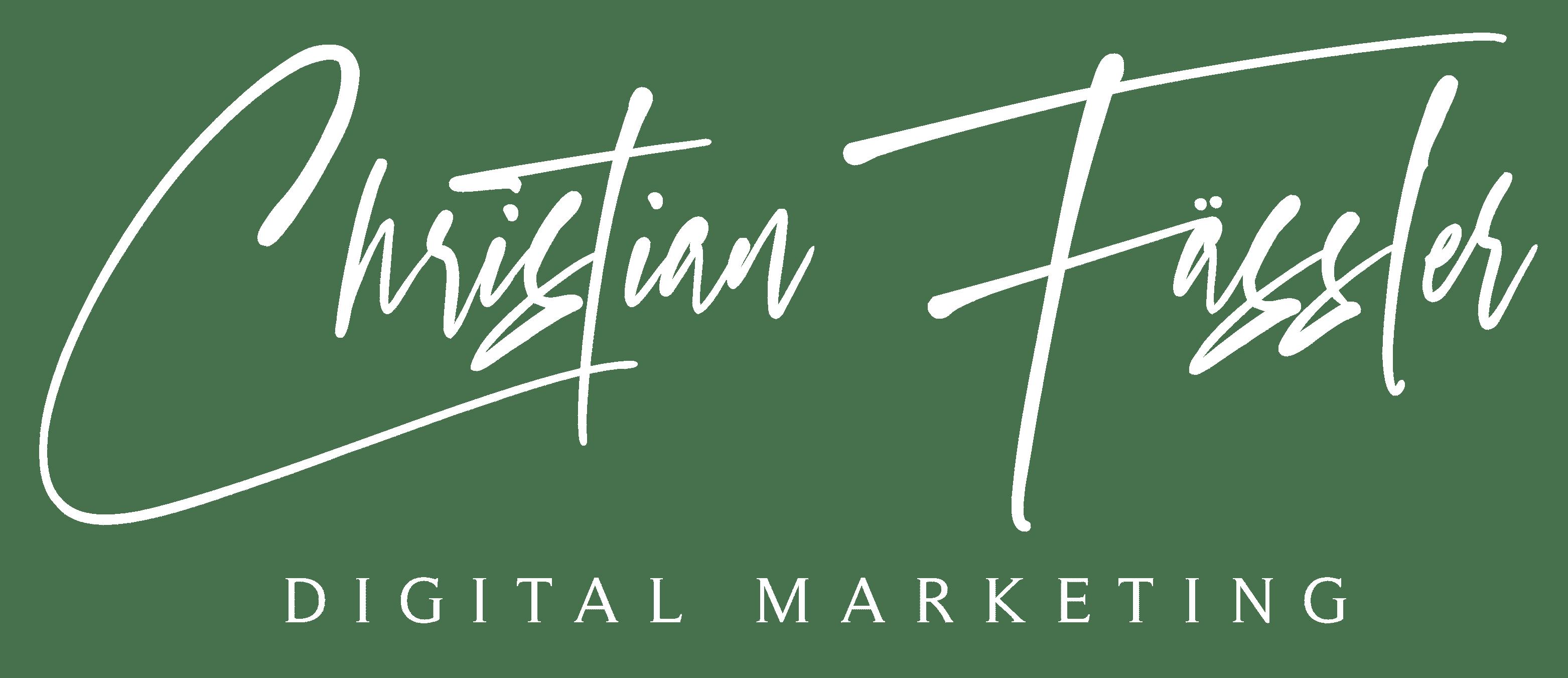 Portfolio: Christian Faessler
